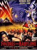 Foudres Sur Babylone, le film