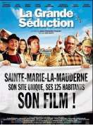 Affiche du film La grande s�duction