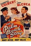 Affiche du film The Palm Beach Story