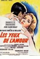 Affiche du film Les Yeux de l'amour