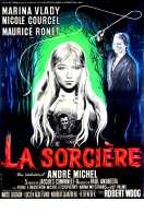 Affiche du film La Sorciere