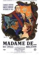 Affiche du film Madame de...