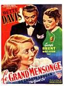 Affiche du film Le Grand Mensonge