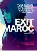 Affiche du film Exit Maroc