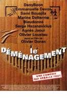 Affiche du film Le déménagement