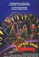 Affiche du film La petite boutique des horreurs
