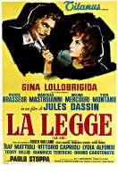 Affiche du film La Loi