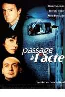 Affiche du film Passage � l'acte