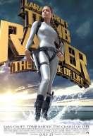 Affiche du film Lara Croft Tomb Raider : le berceau de la vie