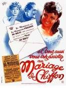 Affiche du film Le mariage de Chiffon