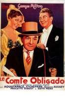 Affiche du film Le Comte Obligado