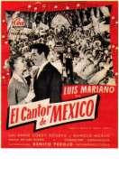 Affiche du film Le chanteur de Mexico