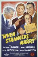 Affiche du film Etrange Mariage