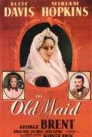 Affiche du film La vieille fille