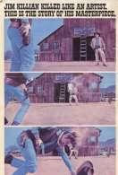Affiche du film Au Paradis a Coups de Revolver