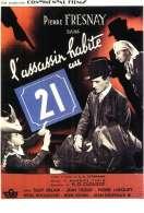 Affiche du film L'assassin habite au 21