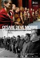 Affiche du film C�sar doit mourir