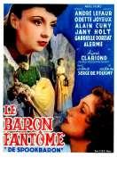 Affiche du film Le Baron fant�me