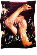 Affiche du film Les amants terribles