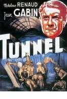 Affiche du film Le tunnel