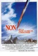 Affiche du film Non ou la vaine gloire de commander
