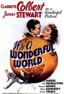 Affiche du film Le Monde est Merveilleux