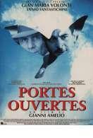 Affiche du film Portes ouvertes
