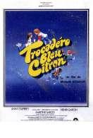 Affiche du film Trocadero Bleu Citron