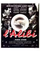 Affiche du film L'alibi