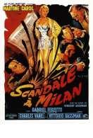 Affiche du film Scandale � Milan