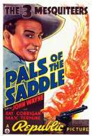 Pals Of The Saddle, le film