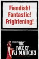 Affiche du film Le Masque de Fu Manchu