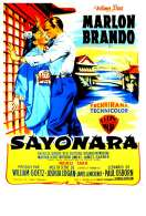Affiche du film Sayonara