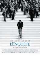 Affiche du film L'Enqu�te