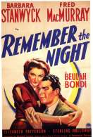 Remember The Night, le film