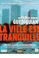 Affiche du film La ville est tranquille