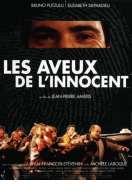 Affiche du film Les aveux de l'innocent