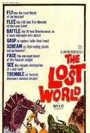 Affiche du film Le monde perdu