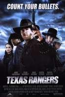 Affiche du film Les Rangers du Texas