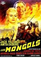 Affiche du film Les Mongols