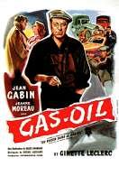 Affiche du film Gas oil