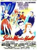 Affiche du film Paris Music Hall