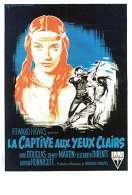 Affiche du film La captive aux yeux clairs