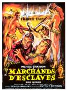 Affiche du film Marchands d'esclaves