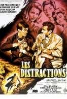 Affiche du film Les Distractions