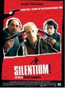 Affiche du film Silentium !