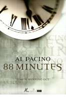 Affiche du film 88 minutes