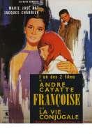Affiche du film La Vie Conjugale