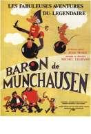 Les fabuleuses aventures du légendaire Baron de Munchausen, le film
