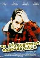 Affiche du film Un d�rangement consid�rable